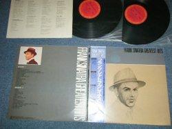 Photo1: FRANK SINATRA フランク・シナトラ - GREATEST HITS ( Ex++/MINT : EDSP)  / 1982 JAPAN  Used 2-LP's with OBI