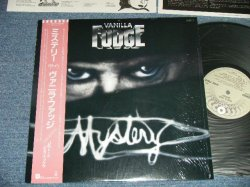 Photo1: VANILLA FUDGE ヴァニラ・ファッジ - MYSTERY ( MINT/MINT-) / 1984  JAPAN ORIGINAL Used  LP with OBI
