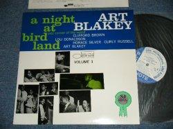 Photo1: ART BLAKEY アート・ブレイキー - A NIGHT AT BIRDLAND  Vol.1 バードランドの夜 第1集  (Ex+++/MINT- Looks:Ex++) / 1978 JAPAN REISSUE Used LP