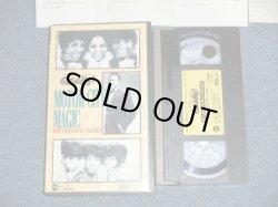 Photo1: V.A. OMNIBUS -   モーター・シティ・マジック〜モータウン・スペシャル MOTOR CIRY MAGIC ~MOTOWN SPECIAL   POPS & ROCK GRAFFITTI SERIES SHINDIG!  / 1992 JAPAN  Used  VIDEO
