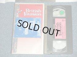 Photo1: V.A. OMNIBUS - ビート・クラブ〜黄金のロック伝説:ブリティッシュ・ロックの台頭 3   BEATCLUB BRITISH INVASION 3 (Ex+++/MINT)   /  JAPAN  Used  VIDEO