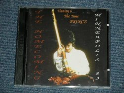 """Photo1: PRINCE プリンス - The HOME COMING  MINNEAPOLIS/ 83 (New) / Original COLLECTORS (BOOT) """"BRAND NEW"""" 2-CD's"""