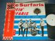"The SURFARIS  サーファリーズ- SURFIN' SAFARIS サーフィン・サ^ファリーズ(Ex+++/MINT-) / 1976 JAPAN ORIGINAL ""WHITE LABEL PROMO""  Used LP with OBI"