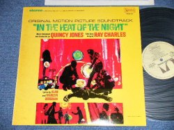 Photo1: ost  Quincy Jones And His Orchestra – 夜の大捜査線 IN THE HEAT OF THE NIGHT (Original Motion Picture Score)(Ex+++/MINT-)  / 1975 JAPAN REISSUE Used LP  reissue