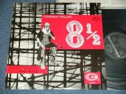 Photo1: ost NINO ROTA  - OTTO E MEZZO ( 8 1/2 ) フェリーニの8 1/2 (Original Motion Picture Score)(Ex++/MINT-)  / Japan 1976 ORIGINAL Used  LP