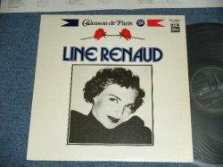 Photo1: LINE RENAUD リーヌ・ルノー  -  CHANSON DE PARIS Volume 24  LINE RENAUD リーヌ・ルノー   シャンソン・ド・パリ 第24集 (Ex++/MINT-)   / 1970's JAPAN Used LP