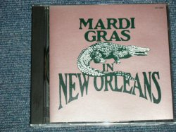 "Photo1: v.a. NEVILLE BROTHERS + LITTLE FEAT, Dr. JOHN, AARON NEVILLE, ZACHARY RICHARD, IVAN NEVILLE) - MARDI GRAS NEW ORLEANS (MINT-/MINT) / 1993 JAPAN ""PROMO ONLY"" Used CD"