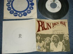 "Photo1: JO JO GUNNE ジョ・ジョ・ガン - A) RUN RUN RUN  B) TAKE IT EASY (Ex++/MINT-) / 1972  JAPAN ORIGINAL  Used 7"" 45 rpm Single"