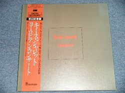Photo1: KEITH JARRETTE キース・ジャレット -  CONCERT ヨーロピアン・コンサート ( Ex+++, Ex++/MINT) ) / 1982 Japan ORIGINAL Used  3-LP's Box set with OBI + 16 Pictures