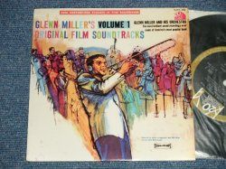 "Photo1: GLENN MILLER and His ORCHESTRA グレン・ミラー楽団  - GLENN MILLER'S ORIGINAL FILM SOUNDTRACKS VOLUME 1 グレン・ミラー物語 第一集 (Ex+++, Ex/Ex+++)   / 1958? JAPAN ORIGINAL Used 7"" 33 rpm EP"