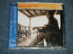 "Photo1: JORMA KAUKONEN ヨーマ・コウコネン - Blue Country Heart ブルー・カントリー・ハート  (SEALED) / 2002 JAPAN  ORIGINAL ""BRAND NEW SEALED"" CD"
