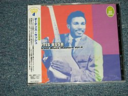 "Photo1: OTIS RUSH オーティス・ラッシュ - GREAT BLUES MASTERS VOL.4 グレイト・ブルース・マスターズ  VOL.4 (SEALED) / 2006 JAPAN  ORIGINAL ""BRAND NEW SEALED"" CD"