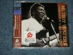 """Photo1: MUDDY WATERS & MEMPHIS SLIM マディ・ウォーターズ&メンフィス・スリム  - CARNEGIE HALL LIVE & MORE! カーネギー・ホール・ライヴ・アンド・モア  (SEALED) / 2004 JAPAN  """"BRAND NEW SEALED"""" CD"""
