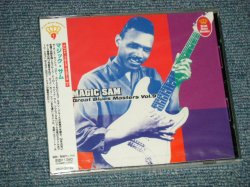 "Photo1: MAGIC SAM マジック・サム  - GREAT BLUES MASTERS VOL.9 グレイト・ブルース・マスターズ  VOL.9(SEALED) / 2006 JAPAN  ORIGINAL ""BRAND NEW SEALED"" CD"