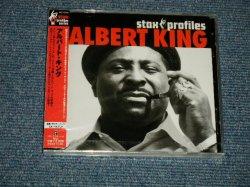 "Photo1: ALBERT KING アルバート・キング  - STAX PROFILES スタックス・ファイル~アルバート・キング (SEALED) / 2006 JAPAN  ORIGINAL ""BRAND NEW SEALED"" CD"