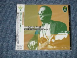 "Photo1: SNOOKS EAGLIN スヌークス・イーグリン  - GREAT BLUES MASTERS VOL.5 グレイト・ブルース・マスターズ   (SEALED) / 2006 JAPAN  ORIGINAL ""BRAND NEW SEALED"" CD"