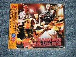 "Photo1: THE VENTURES ベンチャーズ -  LIVE IN JAPAN 2000 ライヴ・イン・ジャパン2000 (SEALED) / 2003 JAPAN ORIGINAL ""BRAND NEW SEALED"" 2-CD with OBI"