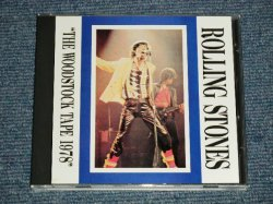 Photo1: THE ROLLING STONES  - THE WOODSTOCK TAPE 1978  (MINT/MINT)  / 1992 ITALIA ITALY ORIGINAL?  COLLECTOR'S (BOOT)  Used CD