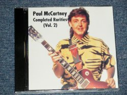 Photo1: PAUL McCARTNEY( of THE BEATLES ) - COMPLETE RARITIES VOL.2  (MINT-/MINT) / 1990 FRANCE FRENCH ORIGINAL? COLLECTOR'S (BOOT) Used Press CD