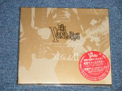 Photo1: THE VENTURES ベンチャーズ -  V-GOLD II (MINT-/MINT) / 2000 JAPAN ORIGINAL Used CD with OBI