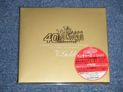 Photo1: THE VENTURES ベンチャーズ -  V-GOLD (MINT-/MINT) / 1999 JAPAN ORIGINAL Used CD with OBI