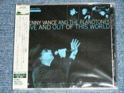 "Photo1: KENNY VANCE  ケニー・ヴァンス ケニー・ヴァンス・アンド・ザ・プラノトーンズ - LIVE AND OUT OF THIS WORLD ライヴ・アンド・アウト・オブ・ディス・ワールド(SEALED) / 2000 JAPAN ""BRAND NEW SEALED"" CD"
