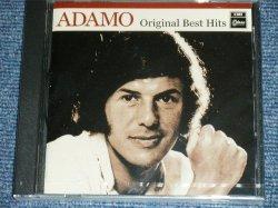 "Photo1: ADAMO アダモ - ORIGINAL BEST HITS (SEALED) /  2003 Japan  Mail Order  ""Brand New Sealed"" CD"