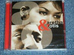 "Photo1: ARETHA FRANKLIN OTIS REDDING  アレサ・フランクリン オーティス・レディング  - BEST (SEALED) /  20?? Japan  Mail Order  ""Brand New Sealed"" 2-CD"