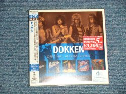 "Photo1: ドッケン  DOKKEN -  ORIGINAL ALBUM SERIES ファイヴ・オリジナル・アルバムズ(完全生産限定盤) Limited Edition (SEALED) / 2010 JAPAN ORIGINAL ""BRAND NEW SEALED"" 5-CD's"