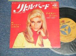 "Photo1: NANCY SINATRA ナンシー・シナトラ - A) THIS LITTLE BIRDリトル・バード  B) NICE 'n EASY ナイスン・イージー (Ex+/Ex++)  / 1966 JAPAN ORIGINAL Used 7"" Single"