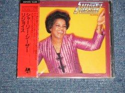 "Photo1: SHIRLEY CAESAR シャーリー・シーザー - REJOICE リジョイス (SEALED) /  1987 JAPAN ORIGINAL ""PROMO"" ""Brand New Sealed""  CD"