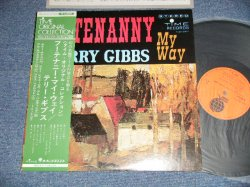 "Photo1: TERRY GIBBS テリー・ギブス - HOOTENANNY MY WAY フーテナニー・マイ・ウェイ (Ex+++/MINT-) /  JAPAN ""TIME ORIGINAL COLLECTION"" Used LP with OBI"