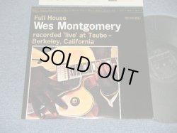 Photo1: WES MONTGOMERY Quintet ウエス・モンゴメリー - FULL HOUSE フル・ハウス (MINT-/MINT) / 1974 JAPAN  REISSUE Used LP