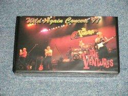 "Photo1: The VENTURES  ベンチャーズ  - WILD AGAIN CONCERT '97 (SEALED)  / 1998 JAPAN ORIGINAL  ""BRAND NEW SEALED""  VIDEO [VHS]"