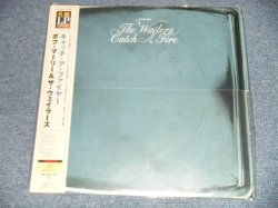 "Photo1: BOB MARLEY & THE WAILERS ボブ・マーリィ - CATCH A FIRE (MINT/MINT) / 2007 JAPAN REISSUE Limited ""200 Gram Weight"" Used LP with OBI"