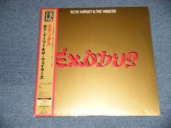 "Photo1: BOB MARLEY & THE WAILERS ボブ・マーリィ - EXODUS (MINT/MINT) / 2007 JAPAN REISSUE Limited ""200 Gram Weight"" Used LP with OBI"