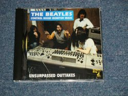 Photo1: THE BEATLES  - UNSURPASSED OUTTAKES : CONTROL ROOM MONITOR MIXES (MINT/MINT) / 1993 ITALY ORIGINAL  COLLECTOR'S (BOOT) Used Press CD