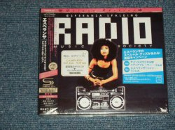 "Photo1: ESPERANZA SPALDING エスペランサ - RADIO MUSIC SOCIETY : Deluxe Edition (SEALED) /  2012 Japan Original ""Brand New Sealed"" CD+DVD"
