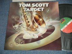 Photo1: TOM SCOTT トム・スコット - TARGET ターゲット (MINT-/MINT-) / 1983 JAPAN ORIGINAL Used LP