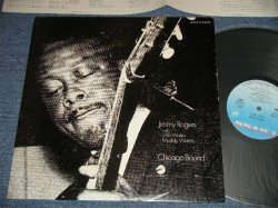 Photo1: JIMMY ROGERS with LITTLE WALTER MUDDY WATERS ジミー・ロジャース - CHICAGO BOUND シカゴ・バウンド(Ex+++/MINT) / 1975 JAPAN ORIGINAL Used LP