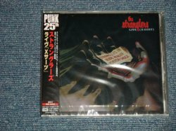 "Photo1: The STRANGLERS ストラングラーズ - LIVE (X CERT) (SEALED) / 2002 Version Japan ""Brand New Sealed"" CD with OBI"
