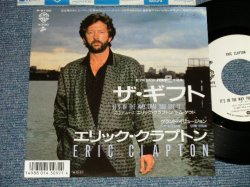 "Photo1: エリック・クラプトン ERIC CLAPTON - A) IT'S IN THE WAY THAT YOU USEIT ザ・ギフト  B) GRAND ILLUSION (MINT-/MINT) / 1986 JAPAN ORIGINAL ""WHITE LABEL PROMO""  Used 7"" Single"