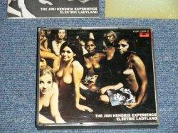 Photo1: JIMI HENDRIX ジミ・ヘンドリックス - ELECTRIC LADYLAND ( ¥5800 PRICE MARK Version ) (MINT-/MINT) / 1986 JAPAN ORIGINAL 1st Press Used 2-CD