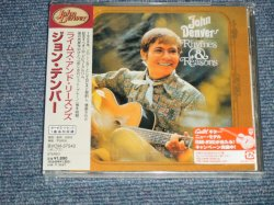 "Photo1: JOHN DENVER ジョン・デンバー - RHYMES & REASONS + BONUS (SEALED Crack) / 2004 JAPAN ORIGINAL ""BRAND NEW SEALED""  CD With oBI"