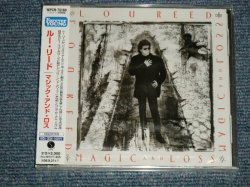 "Photo1: LOU REED ルー・リード - MAGIC AND ROSSマジック・アンド・ロス (SEALED) / 2006 JAPAN ""BRAND NEW SEALED""  CD With oBI"