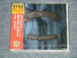"Photo1: BON JOVI ボン・ジョヴィ - NEW JERSEY (SEALED) / 2004 JAPAN ""BRAND NEW SEALED""  CD With oBI"