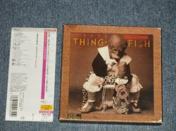 Photo1: FRANK ZAPPA フランク・ザッパ - THING FISH シング・フィッシュ (Ex+, MINT-/MINT) / 2002 JAPAN Original Used 2-CD'S Box set with OBI