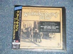 "Photo1: GRATEFUL DEAD グレイトフル・デッド - WORKINGMAN'S DEAD (SEALED) / 2003 JAPAN ""BRAND NEW SEALED"" CD""'s With OBI"