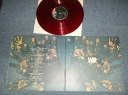 "Photo1: WAR ウォー - WAR ウォー・ファースト(戦争がやって来る)(Ex+++/MINT Looks:Ex+++) / 1971 JAPAN ORIGINAL ""RED WAX 赤盤"" Used LP"