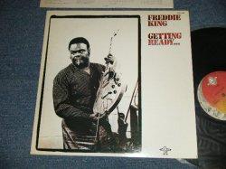 Photo1: FREDDIE KING フレディ・キング - GETTING READY... ゲッティング・レディ (Ex++/MINT-) / 1979 Version JAPAN REISSUE  Used LP
